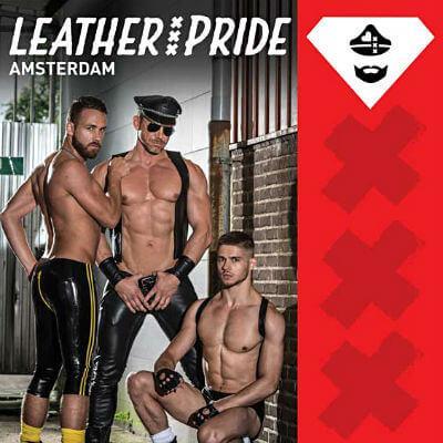 LeatherPride Amsterdam 2016 10/27/2016 12:00:00 AM