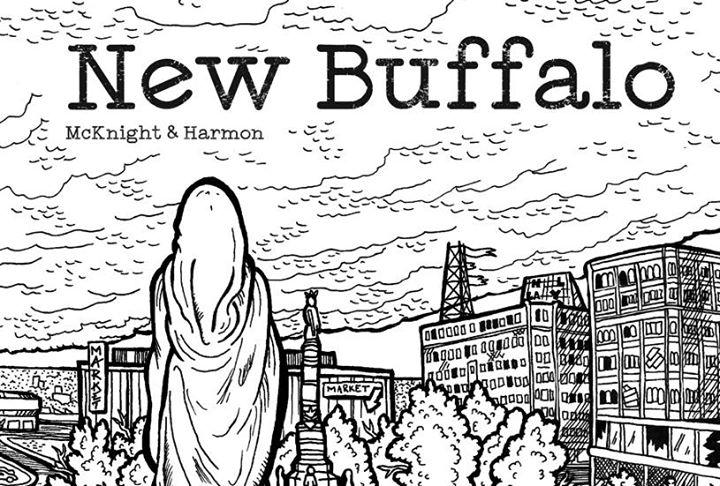 The New Buffalo: Post-Apocalyptic Release Costume Party 8/26/2016 8:00:00 PM
