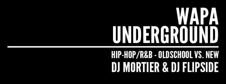 WAPA Underground 12/9/2016 7:00:00 PM