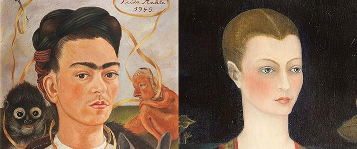Frida Kahlo Exhibit // Dali Museum Field Trip 1/21/2017 7:00:00 AM
