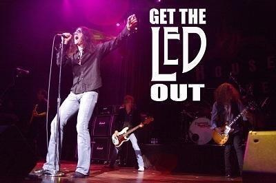 Get The Led Out at Town Ballroom 2/2/2017 7:00:00 PM