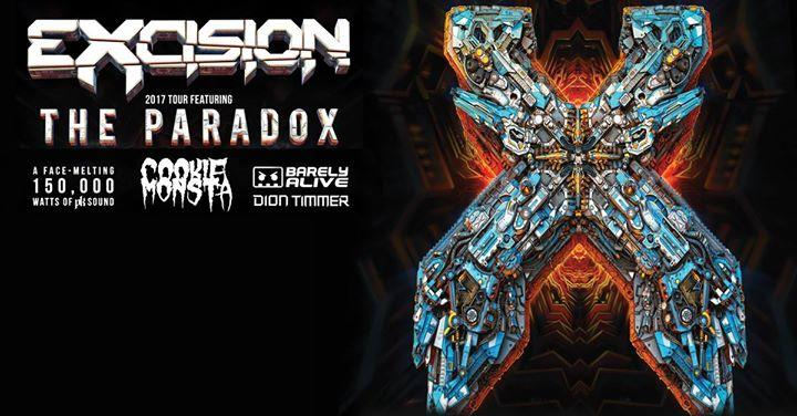 Excision 3/2/2017 7:00:00 PM