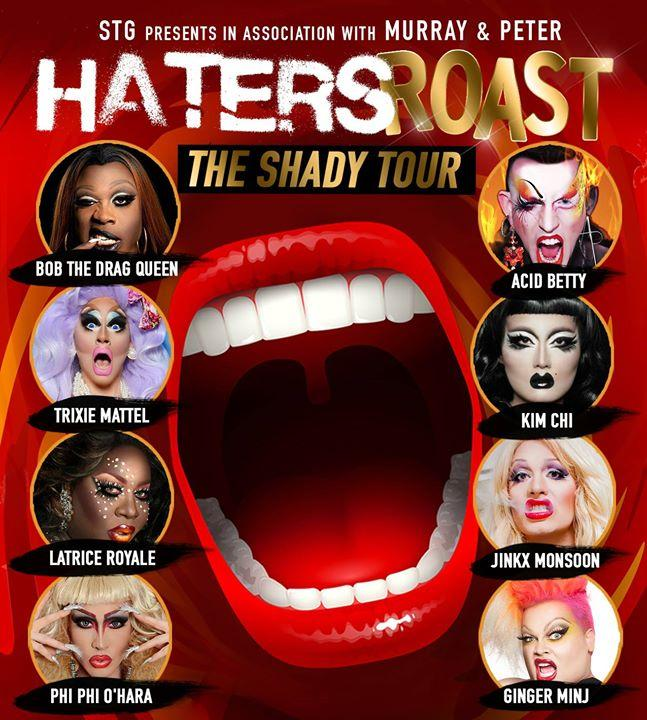 Haters Roast - The Shady Tour 3/26/2017 8:00:00 PM
