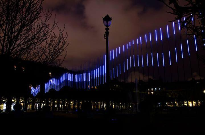 Opening Amsterdam Light Festival 11/28/2015 4:00:00 PM