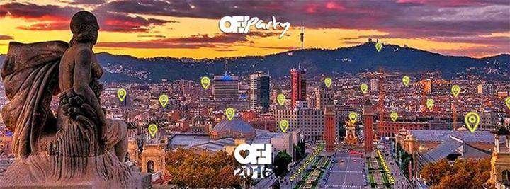 OFF Week 2016 Barcelona 6/13/2016 12:00:00 AM