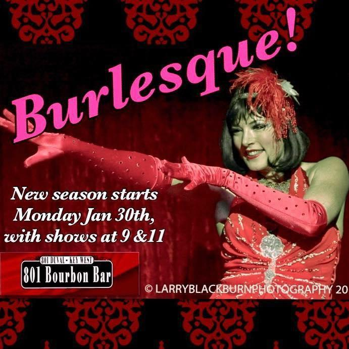 Burlesque at 801: March 3/27/2017 9:00:00 PM