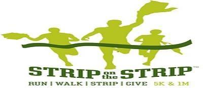 Strip on the Strip 5k/1 mile 3/4/2017 9:00:00 AM