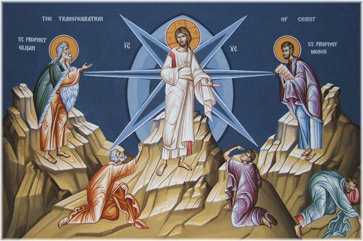 Transfiguration's Consecration Weekend 8/6/2016 9:00:00 AM