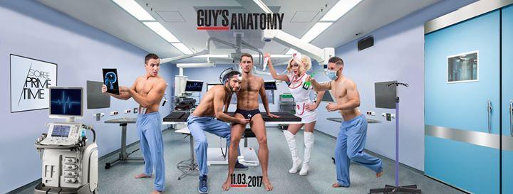 Prime Time : Guy's Anatomy 3/11/2017 11:00:00 PM