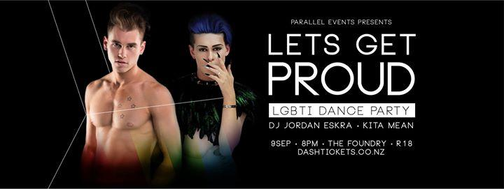 LETS GET PROUD 9/9/2016 7:00:00 PM