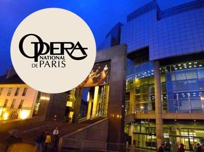 Opera Nationale de Paris Season 9/5/2016 12:00:00 AM
