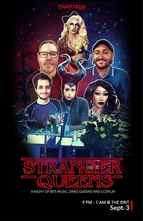 Stranger Queens 9/3/2016 9:00:00 PM