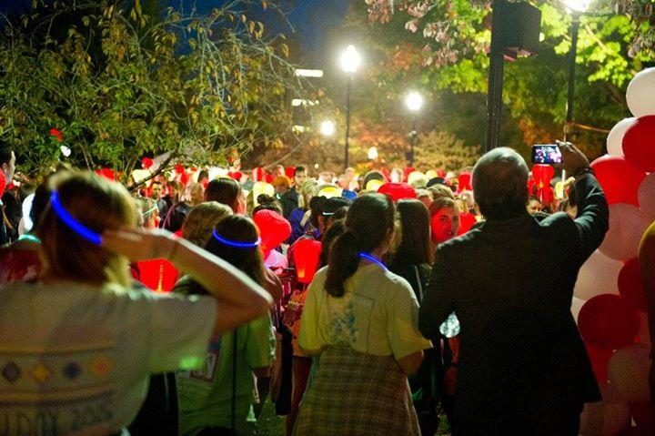 Knoxville- 2016 Light The Night Walk 10/27/2016 5:30:00 PM