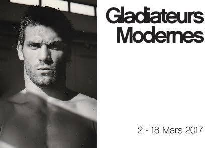 Vernissage de l expo gladiateurs modernes 3/2/2017 5:00:00 PM