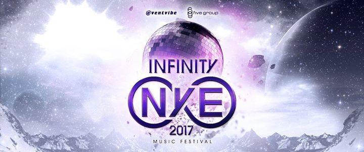 Infinity NYE 2017 w/Dadalife, Dillon Francis & more! 12/30/2017 12:00:00 AM