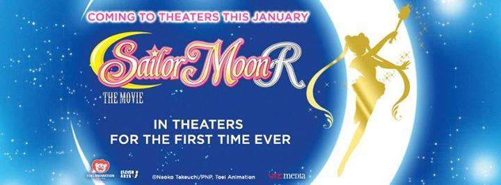 Sailor Moon R: The Movie (Chicago) 1/19/2017 8:00:00 PM