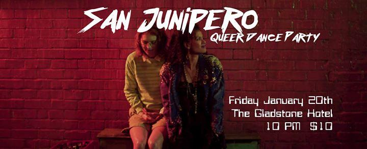 San Junipero Dance Party 1/20/2017 10:00:00 PM