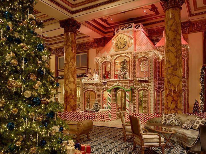 Gingerbread Open House 11/28/2015 11:00:00 AM