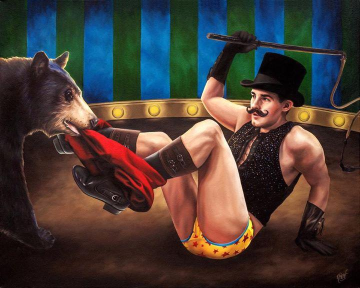 BearItAll: A Bearlesque Revue 2/4/2017 11:00:00 PM