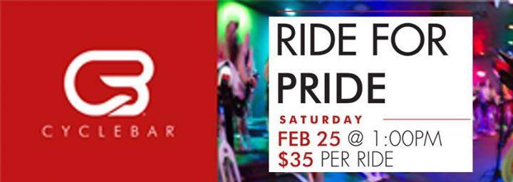 Ride For Pride 2/25/2017 1:00:00 PM