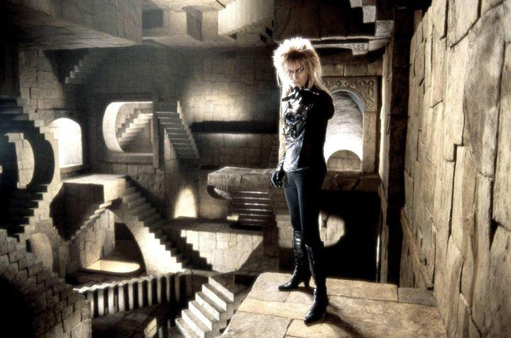 David Bowie Costume Contest & Labyrinth Screening - Wednesday Show 2/10/2016 7:00:00 PM