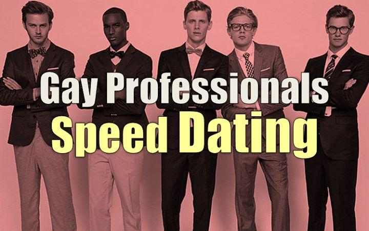 Gay Professionals Speed Dating on Wed Oct 26 10/26/2016 6:30:00 PM