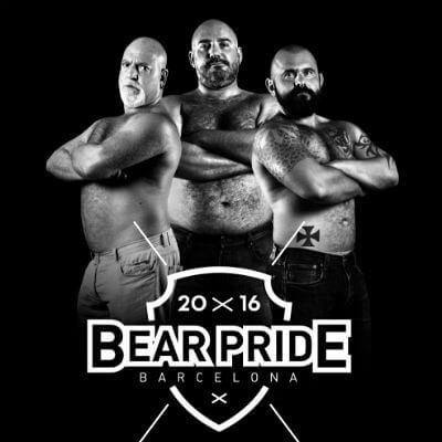 Bear Pride Barcelona 3/23/2016 12:00:00 AM