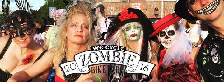 Zombie Bike Ride 2016 10/23/2016 2:00:00 PM