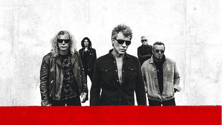 Bon Jovi - This House Is Not For Sale - Tour 2/23/2017 7:30:00 PM