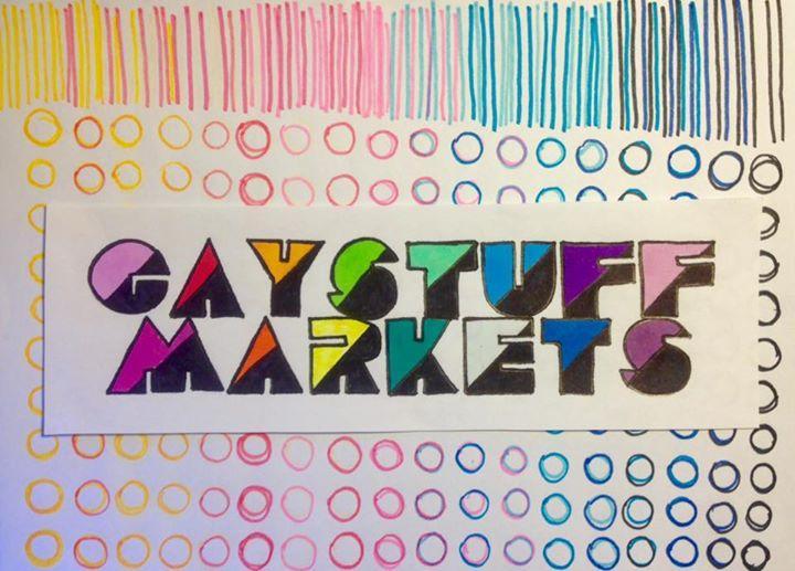 Gay Stuff Markets 3 : Heaps & Heaps & Heaps of Gay Stuff 2/26/2017 12:00:00 PM