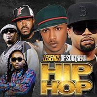 Legends of Southern Hip Hop in Birmingham 10/1/2016 8:00:00 PM