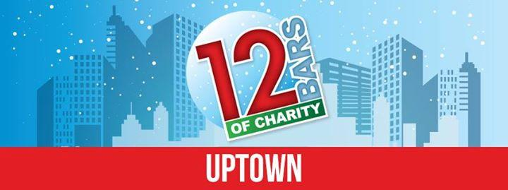 12 Bars of Charity - Uptown 12/9/2016 6:00:00 PM