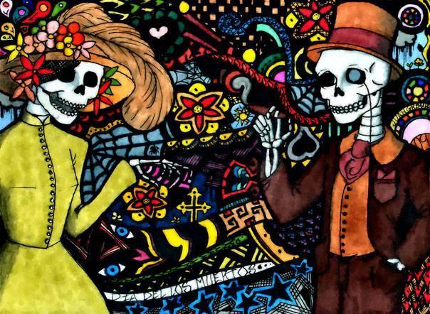 Día de los Muertos/Day of the Dead Celebration 10/23/2016 1:00:00 PM