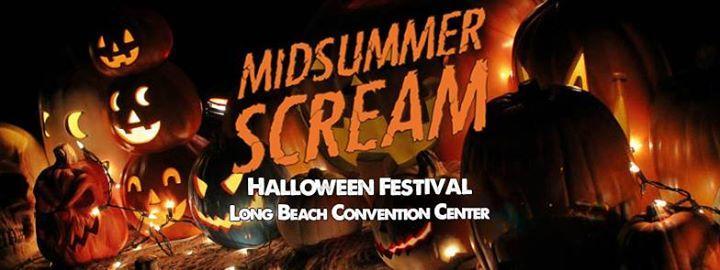 Midsummer Scream Halloween Festival 7/30/2016 12:00:00 AM