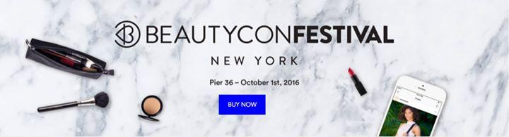 Completely Bare at BeautyCon NYC 10/1/2016 10:00:00 AM