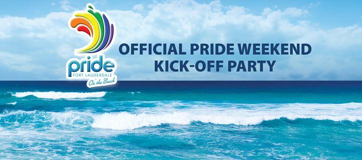Official Pride Kick-Off Party 2/24/2017 6:30:00 PM