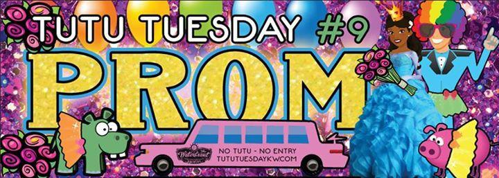 TuTu Tuesday 2017 • PROM • 10/24/2017 7:00:00 PM