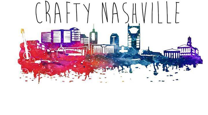 Crafty Nashville's Fall Arts & Crafts Market 11/5/2016 10:00:00 AM