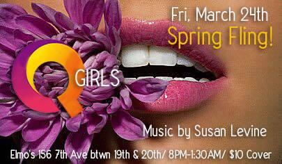 Q Girls Spring Fling 3/24/2017 12:00:00 AM