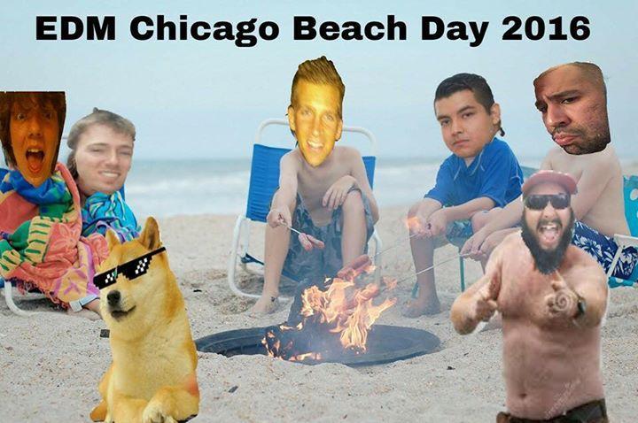 EDM Chicago Beach Day 2K16 5/7/2016 2:00:00 PM