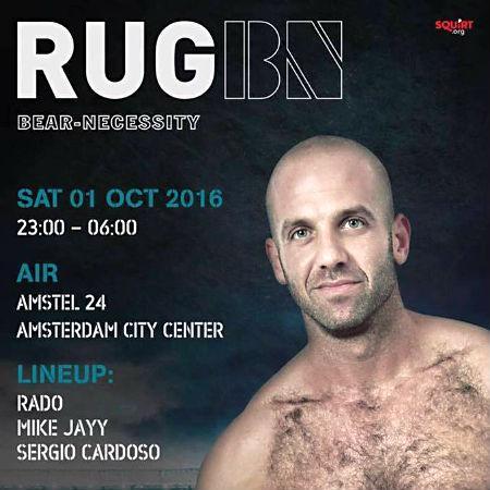 Bear Necessity RUGBN 10/1/2016 12:00:00 AM
