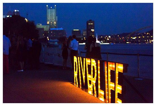 Riverlife's Party at the Pier 2016 8/26/2016 7:00:00 PM