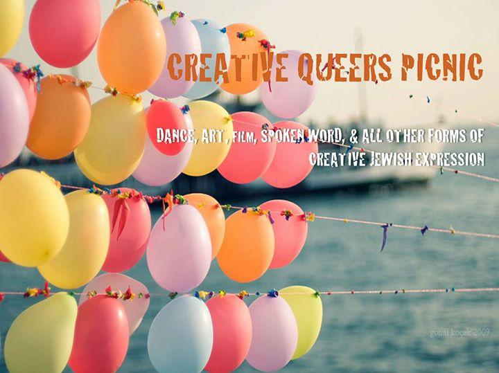 Creative Queers: A Picnic & Performance 8/28/2016 11:00:00 AM