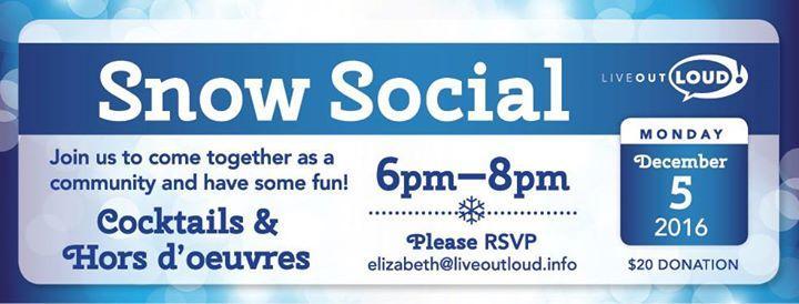 LBTQ Women's Event - Snow Social! 12/5/2016 6:00:00 PM