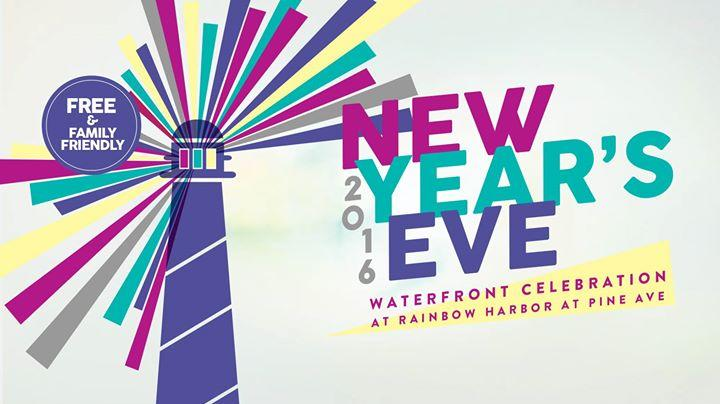 DTLB Waterfront New Year's Eve Celebration 12/31/2016 6:00:00 PM