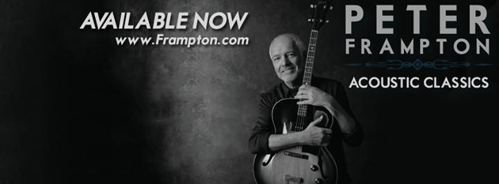 Peter Frampton live in Fort Lauderdale, FL - Oct 05 10/5/2016 7:00:00 PM