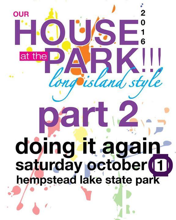 Our House At The Park doing it again on Long Island 10/1/2016 10:00:00 AM