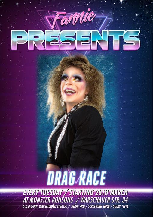 The House of Presents: DRAG RACE Every Tues at Monster Ronson's 3/28/2017 12:00:00 AM