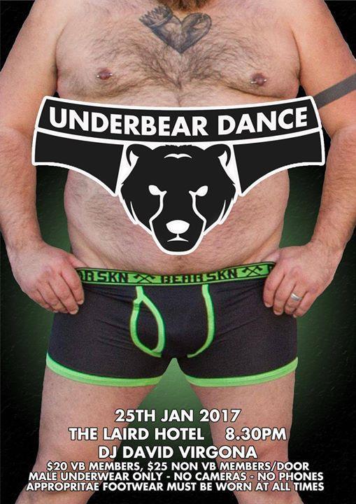 BearFest 2017 UnderBear Dance 1/25/2017 8:00:00 PM