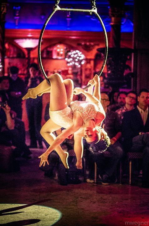 Cirque Saturday Presents: Cirqus! 10/1/2016 7:00:00 PM